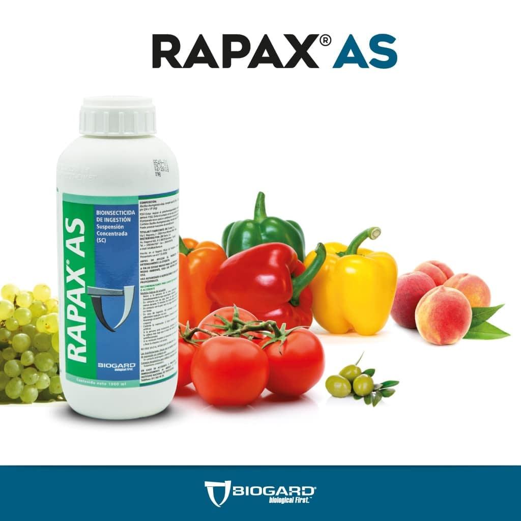 Biogard - Rapax® AS: práctico, eficaz, seguro.